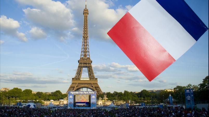 Les fans zones accueilleront des milliers de suppoteurs durant les matches de l'Euro 2016.