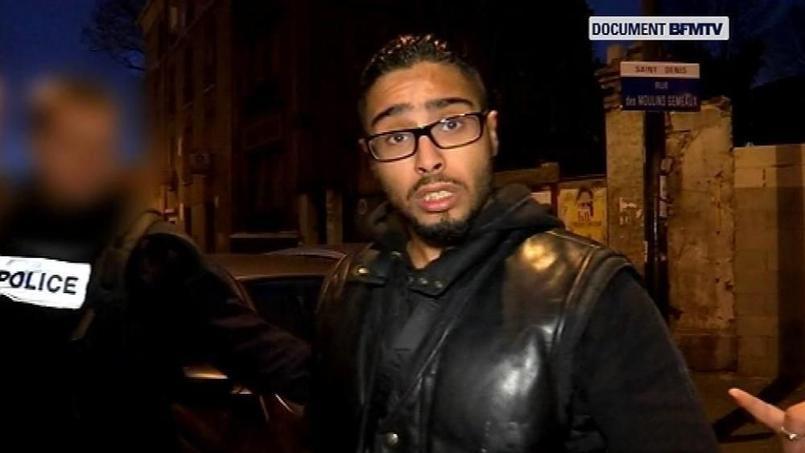 Jawad Bendaoud, le logeur séquanodionysien - et ahuri - des terroristes