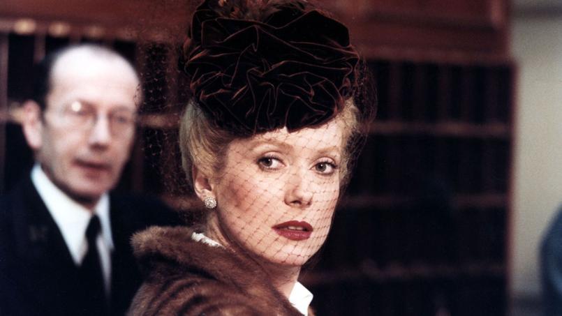 Catherine Deneuve dans «Le Dernier Métro».