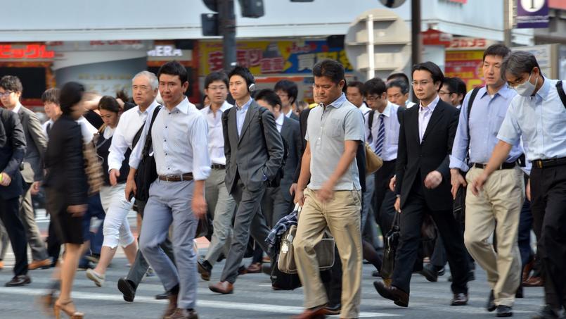 L'économie japonaise offre plus de postes à pourvoir qu'il n'y a de candidats disponibles.