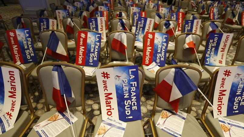 En Paca, la liste menées par Marion Maréchal-Le Pen fait elle aussi carton plein avec 42% (+6 points) d'intentions de vote.