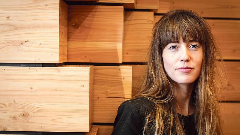 Natalie Vrignaud, directrice du cinéma Les Fauvettes, dans le XIIIe arrondissement de la capitale.