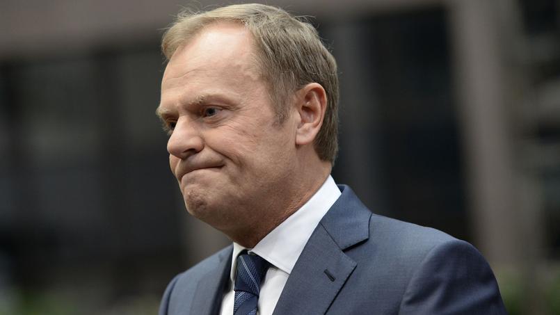 «Chacun doit respecter les règles, qu'il s'agisse du code de Schengen ou du plafonnement des déficits budgétaires. Personne ne peut s'en détourner et cela vaut aussi pour l'Allemagne», rappelle le président du Conseil européen.