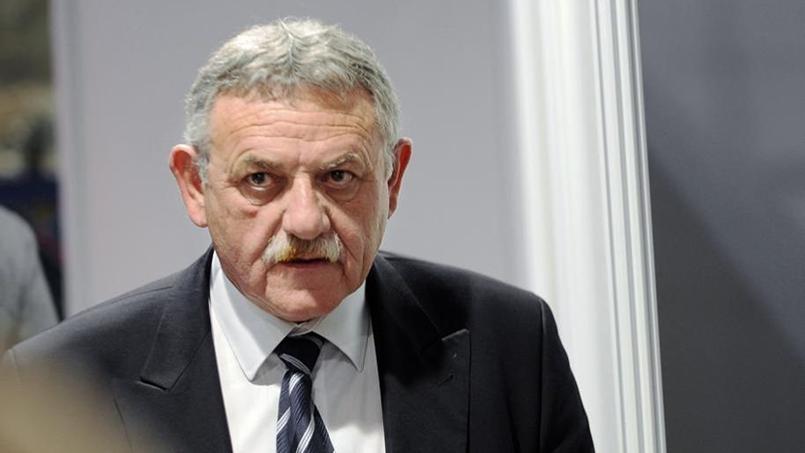 René Marratier, ancien maire de La Faute-sur-Mer, devant la cour d'appel de Poitiers