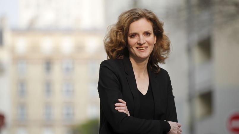 La chef de l'opposition parisienne, Nathalie Kosciusko-Morizet (Les Républicains - LR)