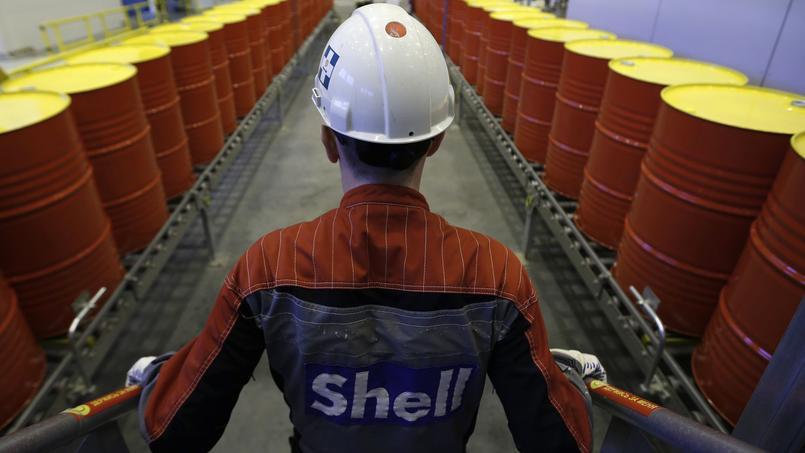 Les compagnies pétrolières, comme Shell, ont été contraintes de réduire la voilure cette année.