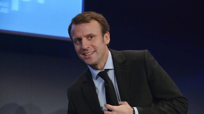 Présent mardi au séminaire des Chambres de métiers de l'artisanat, Emmanuel Macron a déclaré qu'il fallait réfléchir à une réforme «plus pragmatique» du RSI.