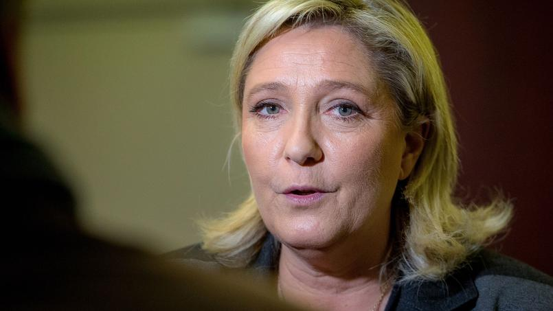Marine Le Pen est présidente du Front national depuis le 16 janvier 2011.