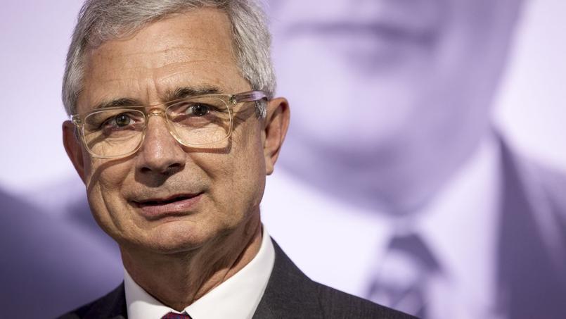 Le chef de file du Parti socialiste aux élections régionales d'Île-de-France, Claude Bartolone