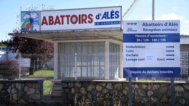 L'abattoir d'Alès a rouvert ses portes après deux mois de fermeture.