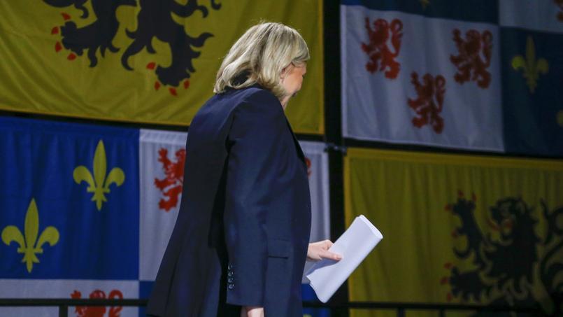 En Nord-Pas-de-Calais-Picardie, Marine Le Pen à perdu son duel face à Xavier Bertrand.