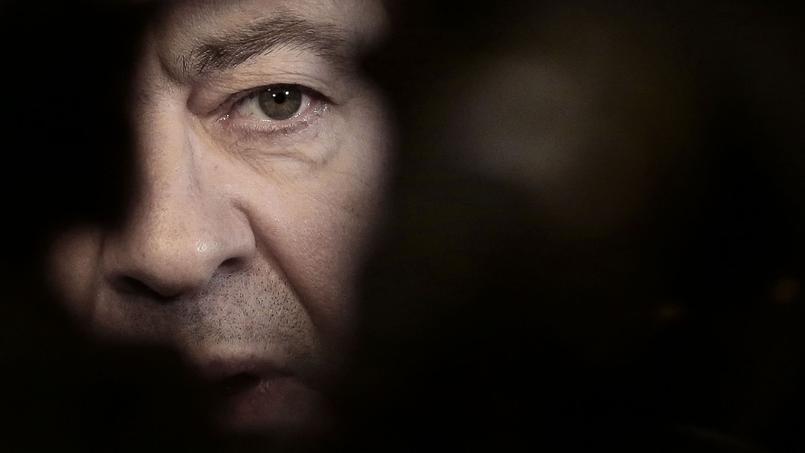 Le cofondateur du Parti de gauche, Jean-Luc Mélenchon