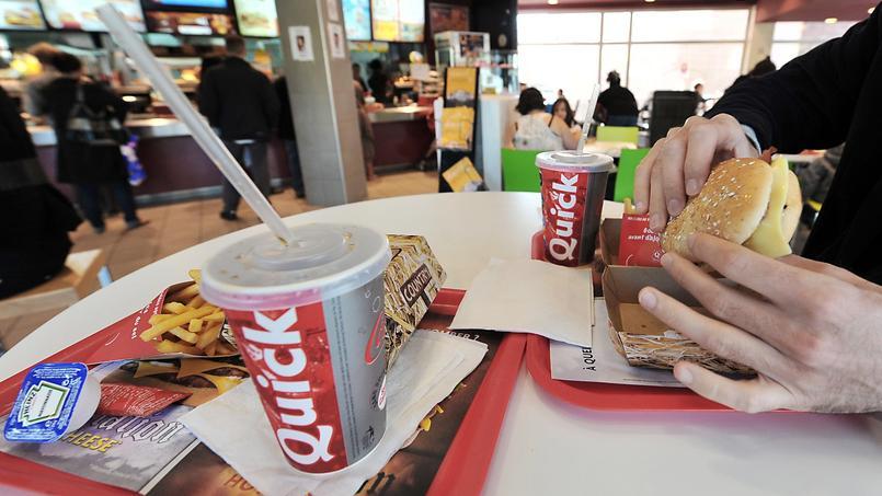 Avec Quick, Burger King entend devenir le numéro deux du fast-food en France.