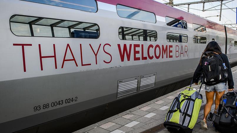 Quatre portiques seront désormais installés à Paris et à Lille pour le contrôle des passagers et des bagages.