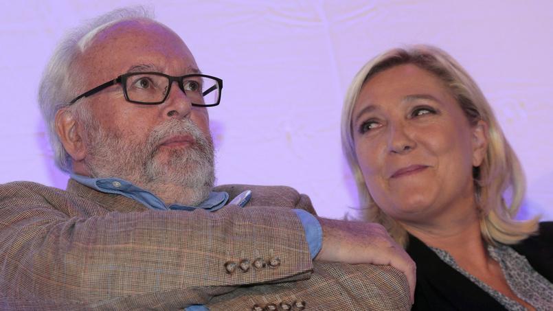 Jean-Marie Le Pen récuse toute allusion antisémite — Vidéo Estrosi