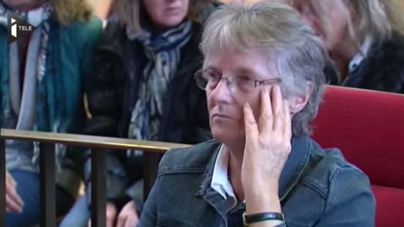 Jacqueline Sauvage, condamnée à dix ans de prison