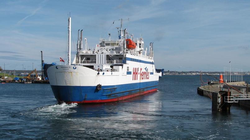 Les contrôles d'identités pourraient coûter 13.400 euros par jour à la compagnie HH Ferries.