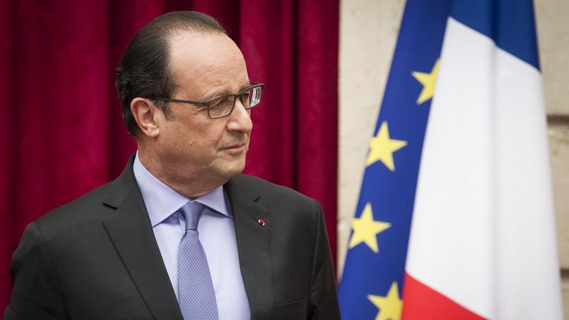 François Hollande: «Moi, j'ai confiance dans la responsabilité de la majorité comme de l'opposition.»