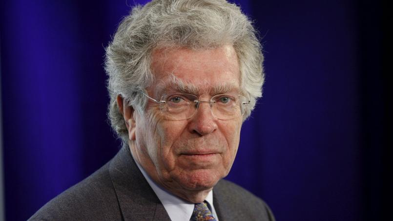 L'ancien ministre socialiste, Pierre Joxe