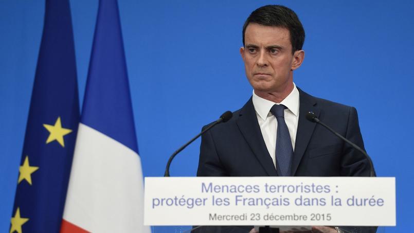 Manuel Valls, le premier ministre.
