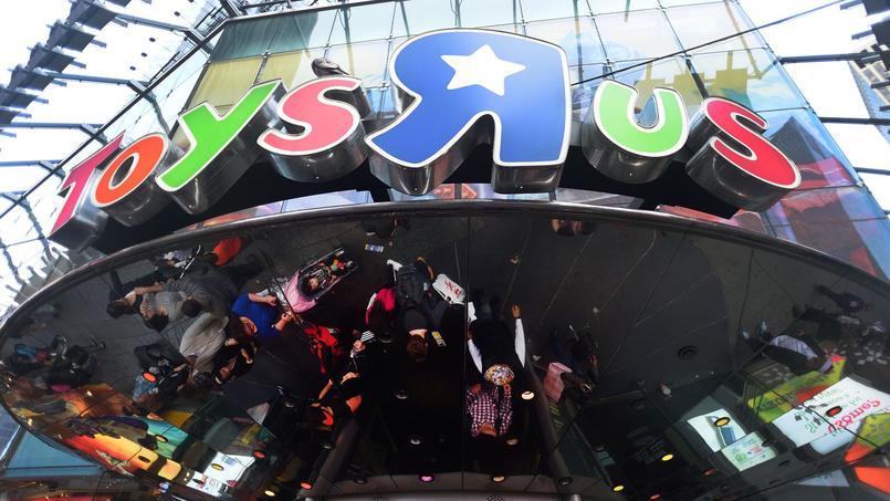 Le Toys''R''Us de New York est considéré comme l'un des plus grands magasins de jouets au monde.