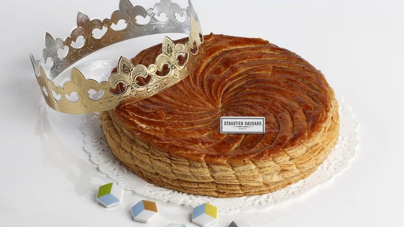 La galette des rois de Sébastien Gaudard.