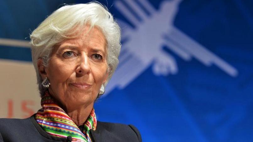 Christine Lagarde, la patronne du FMI