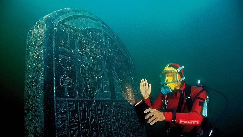 Naukratis faisait office de porte d'entrée et de sortie pour les biens grecs et égyptiens.