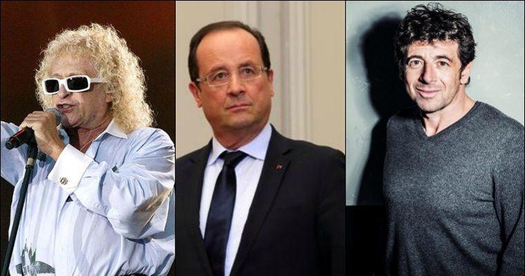 Michel Polnareff, François Hollande et Patrick Bruel ont réagi après l'annonce du décès de Michel Delpech.