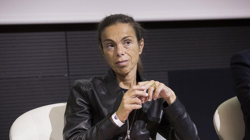 Agnès Saal a notamment été DG du Centre Pompidou et présidente de l'INA.