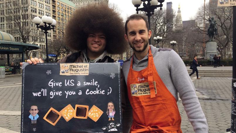La saga américaine de Michel et Augustin chez Starbucks a commencé en juin dernier.