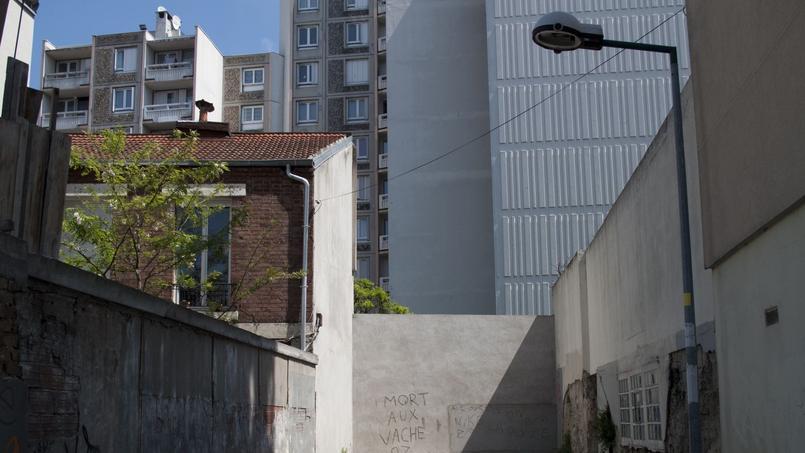 La cité Cordon de Saint-Ouen est gangrenée depuis des années par les trafics de stupéfiants.