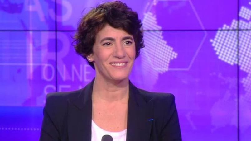 Nadia Hamour, secrétaire nationale des Républicains à l'Intégration