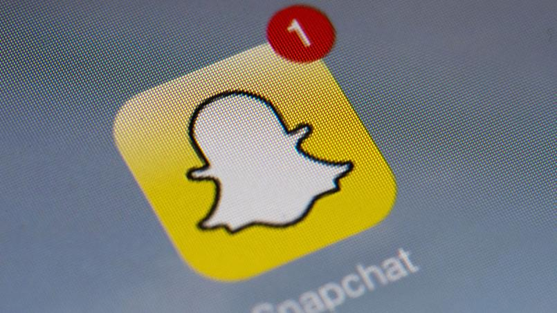 Snapchat est une application de photos et de messagerie