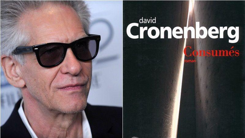 «J'ai toujours pensé écrire un roman, mon père était écrivain» a expliqué David Cronenberg sur France culture, évoquant son premier roman Consumés.