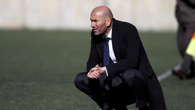 Ce que devrait toucher Zinédine Zidane au Real Madrid