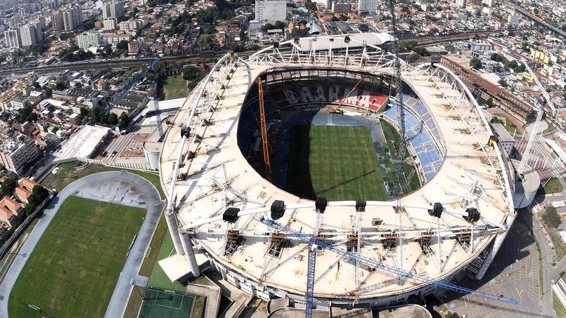 Le stade olympique de Rio privé d'électricité et d'eau pour factures impayées