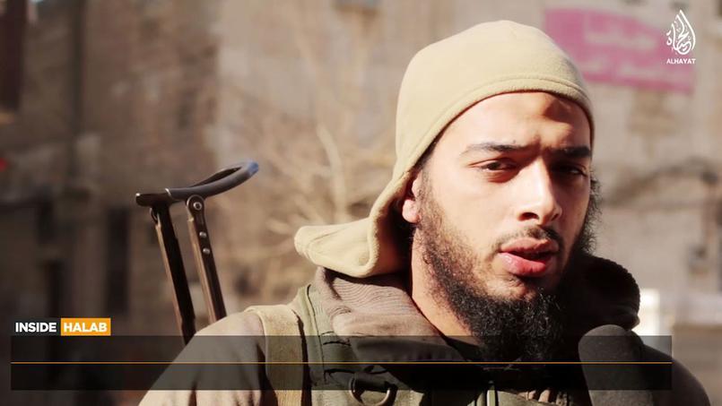 Le djihadiste français Salim Benghalem condamné à quinze ans de prison