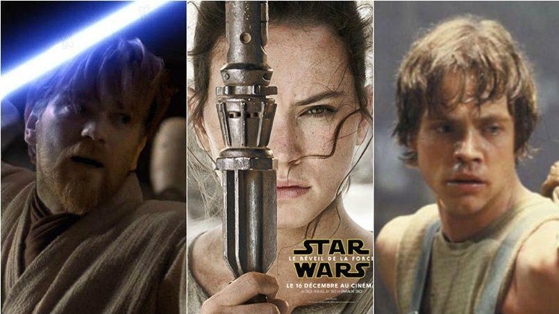 Et si cette troisième trilogie était en fait consacrée, non pas à la dynastie Skywalker, mais plutôt à la famille Kenobi?