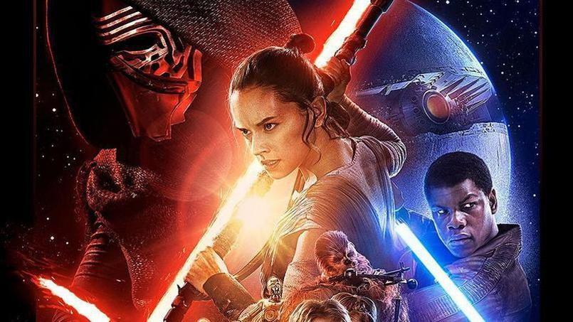 Le Réveil de la Force a détrôné le film de James Cameron, Avatar en seulement 20 jours.