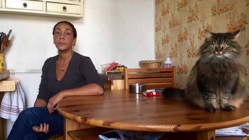 Valérie de Boisrolin, présidente de l'association «Syrie Prévention Familles» (CC Valentine Arama)