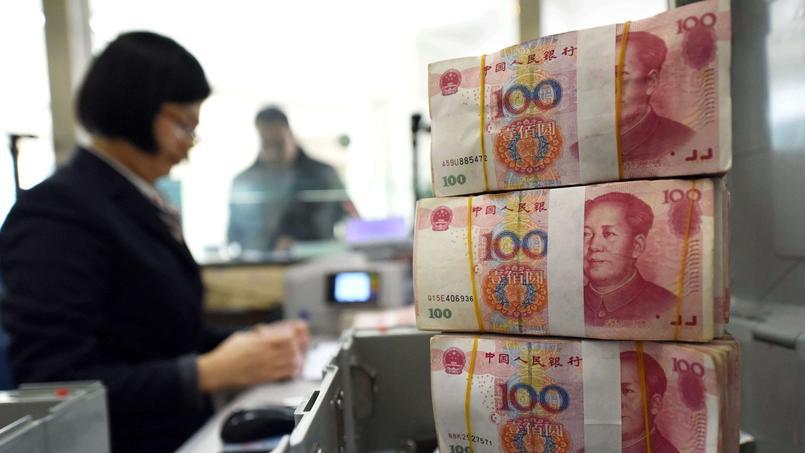 La chute du yuan destabilise les marchés boursiers