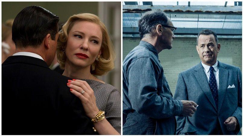 Les deux films américains ont décroché neuf nominations aux Cesar anglais.