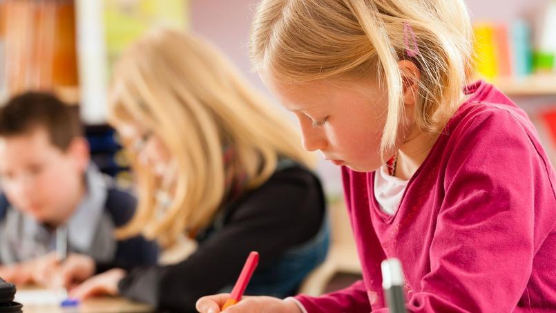 La France est à peine au-dessus de la moyenne des pays de l'OCDE concernant l'espérance de scolarisation.