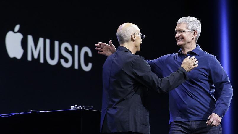 Plus de 10 millions d'abonnés sur Apple Music