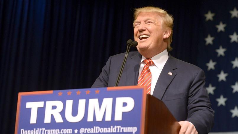 Donald Trump, le 11 janvier.