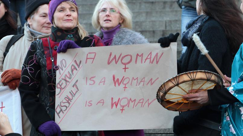 Des manifestations organisées par des femmes pour protester contre la vague d'agressions sexuelles du Nouvel An.