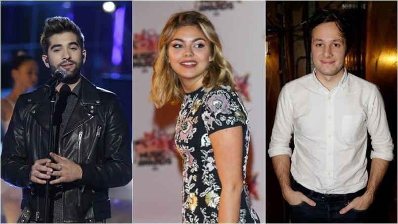 Kendji Girac,Louane Emera et Vianney figurent parmi la liste des nommés aux 31e Victoires de la musique.