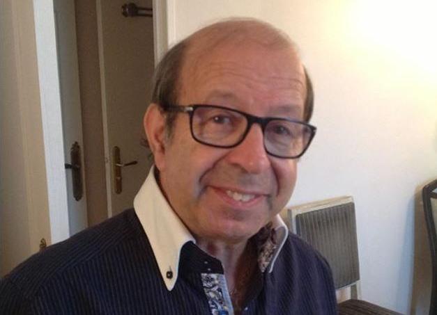 Alain Ghozland, 73 ans, a été retrouvé mort mardi à son domicile. Source: Facebook