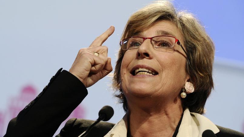 La sénatrice PS Marie-Noëlle Lienemann.